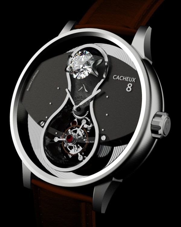 Cacheux 8 Watch - simply gorgeous watch