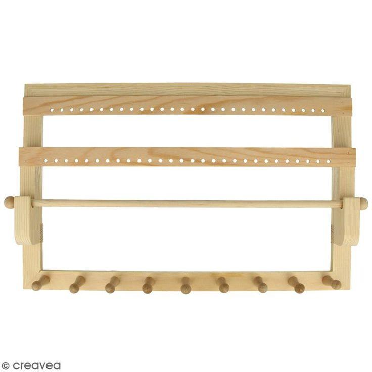 Compra nuestros productos a precios mini Porta bisuteria de madera para decorar - 35 x 22 x 4,5 cm - Entrega rápida, gratuita a partir de 89 € !
