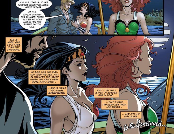 DC Comics: Bombshells     Issue #4     - Read     DC Comics: Bombshells     Issue #4     comic online in high quality