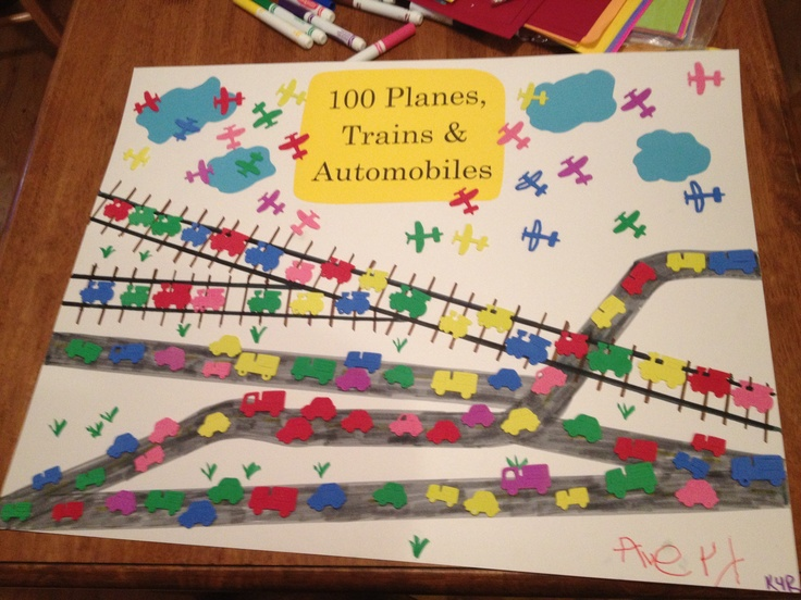 1000 images about 100th day project ideas for parents on for Foam board project ideas