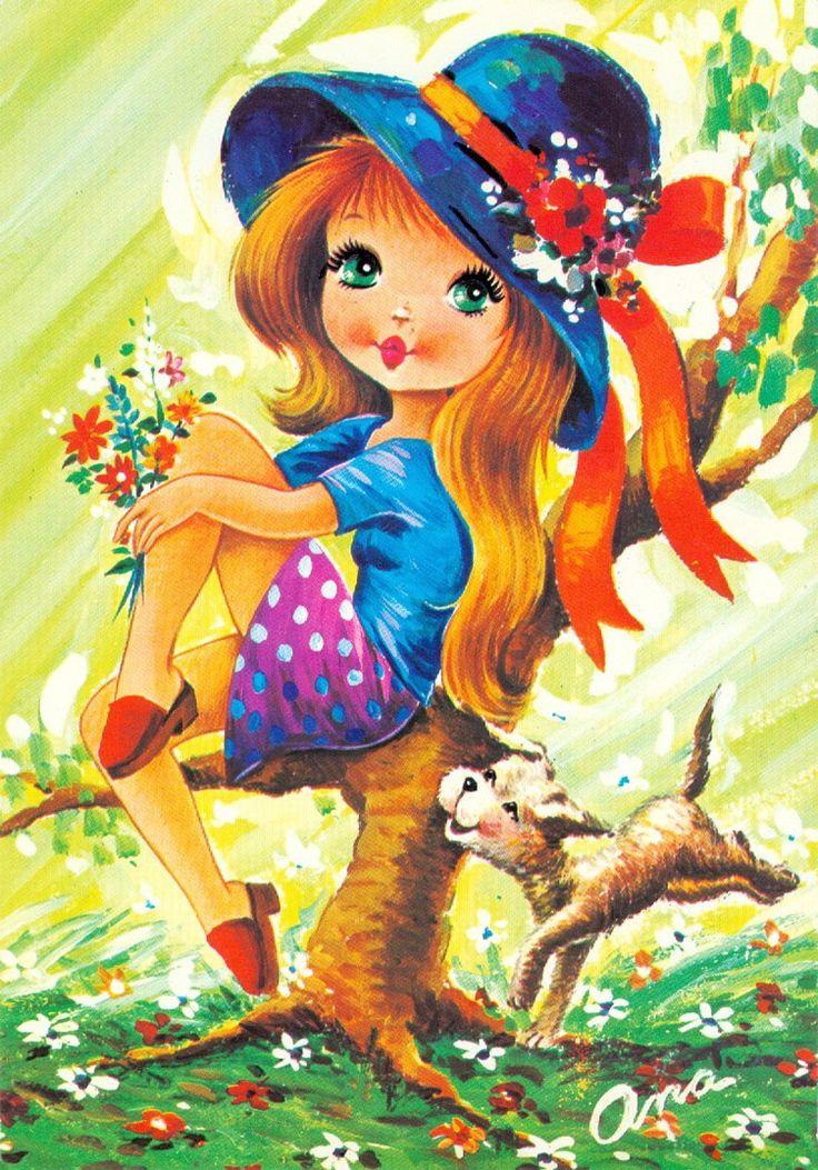 Днем оценщика, нарисованные картинки детей прикольные девочки