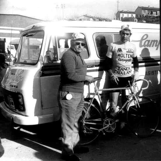 Campagnolo Vehicles!
