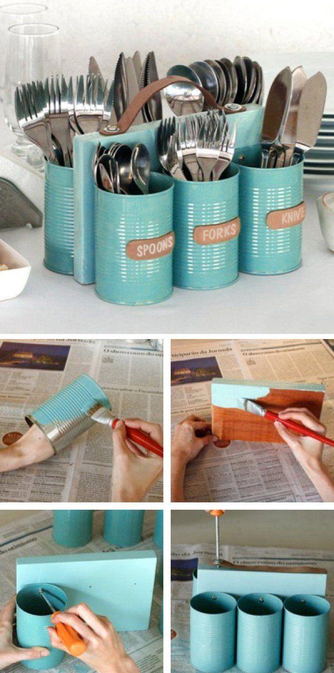 15 Einfaches Basteln, um jede Ecke zu dekorieren