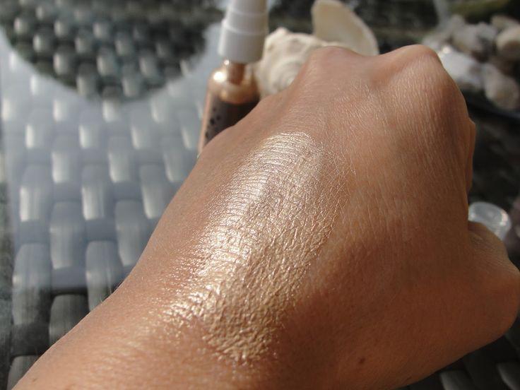 Josie Maran Argan Black Oil Mascara   Argan Enlightenment Illuminizer   Argan Oil Light Review