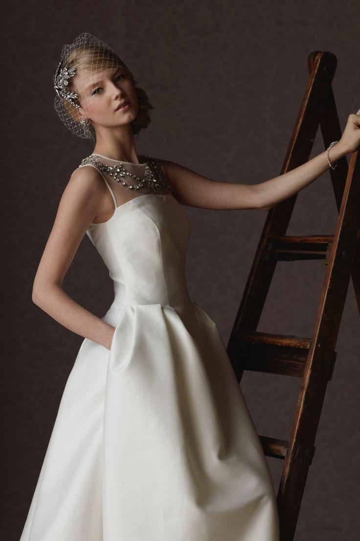 Bianca #NOVARESE #ノバレーゼ #weddingdress  #brand #CarolinaHerrera #NY #ウエディングドレス #キャロリーナ・ヘレラ #Aライン