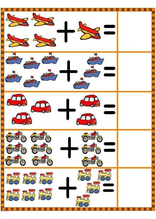 5751 best 1. osztály matematika images on Pinterest | Kindergarten ...