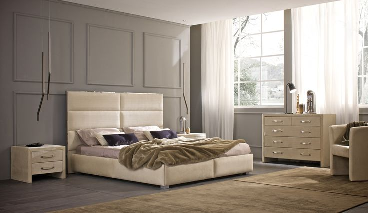 Olimpia #bed #bedroom #furniture #madeinitaly
