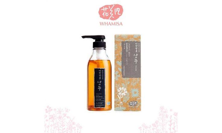 skin79-sklep.pl - WHAMISA Organic Seeds Shampoo Oily Scalp - 500 ml.
