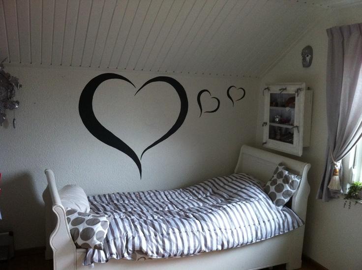 Muurschildering Slaapkamer door StijlvolleMuur.nl