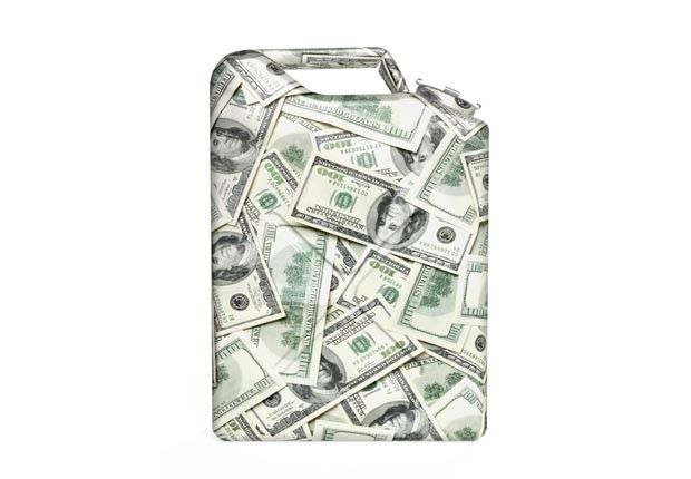 Fall Savings Challenge 2012: 10 Easy Ways to Save up to $100 a Month - avoid premium gas