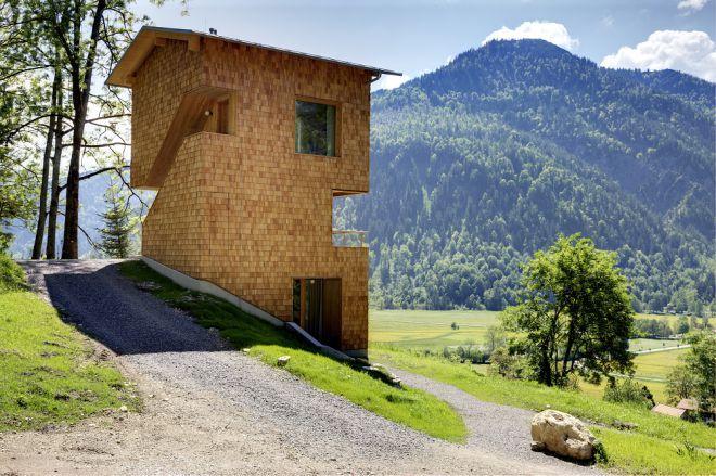 Der Wiesenturm I Tannerhof am Wendelstein in Bayern