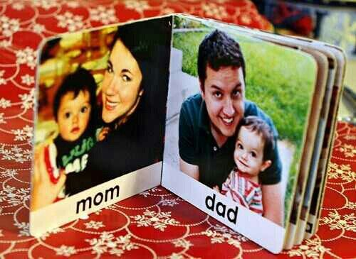 Make your own family book using your own photos.