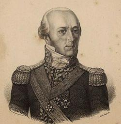 François Goullus est un général de brigade de la Révolution et du Premier Empire, né le 4 novembre 1758 à Lyon dans le Rhône et mort le 7 septembre 1814 à Brie, dans l'Ariège.