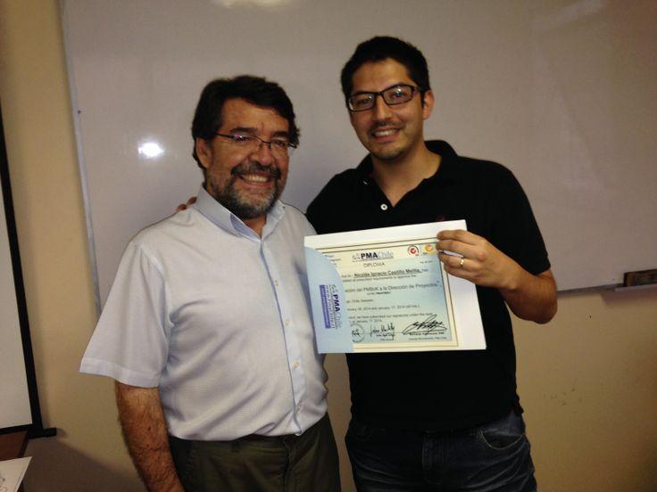 Felicitaciones Nicolás Castillo!!!