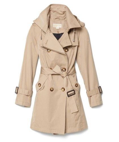 Michael Kors Trench Coat, I wear these out