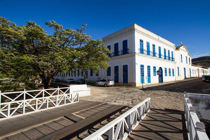 Goiás Velho - Goiás (via Visit Brasil)