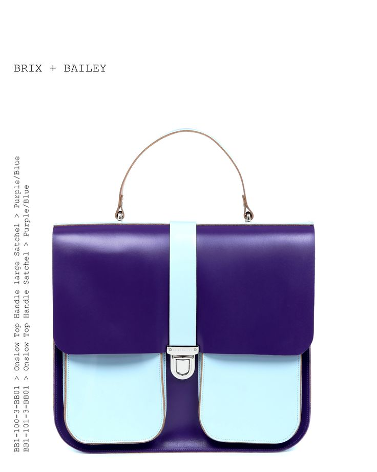 Brix + Bailey Unisex Luxury Top Handle Leather Handbag - Purple/Blue - www.brixbailey.com Beautiful Leather Handbag from the upand coming Handbag brand Brix + Bailey - Onslow Top Handle Bag Chestnut/Croc - www.brixbailey.com, Brix + Bailey (@brixandbailey) | Silver Leather Structured Bag. Designed in London and New York, www.brixbailey.com Collab Naomi Isted, Licenisng www.thisisiris.uk