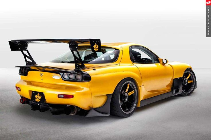 JDM Palace Imports RE-Amemiya '98 Mazda RX-7 FD3S – automotive99.com