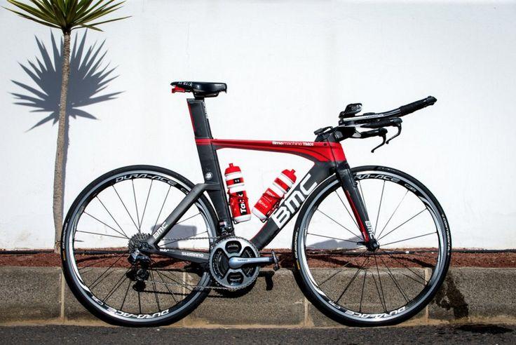 BMC TM01 of Team BMC-Etixx Tri #RideShimano #BMC