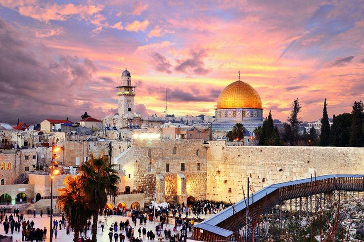 Ταξίδι στα Ιεροσόλυμα - Άγιοι Τόποι