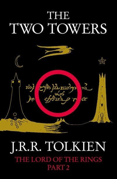The Lord of the Rings Books Three and Four (or part 2 of 3) - The Two Towers by J.R.R. Tolkien.  Not the easiest read, but a whole lot of story here