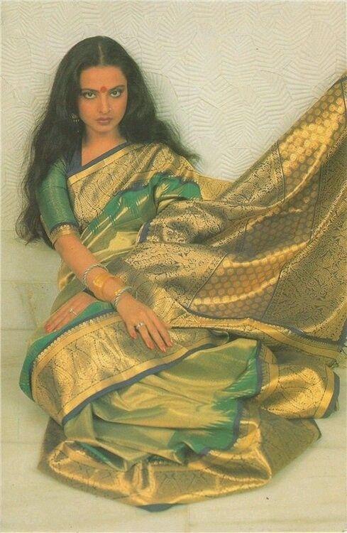 #Rekha | oh my #bollywood