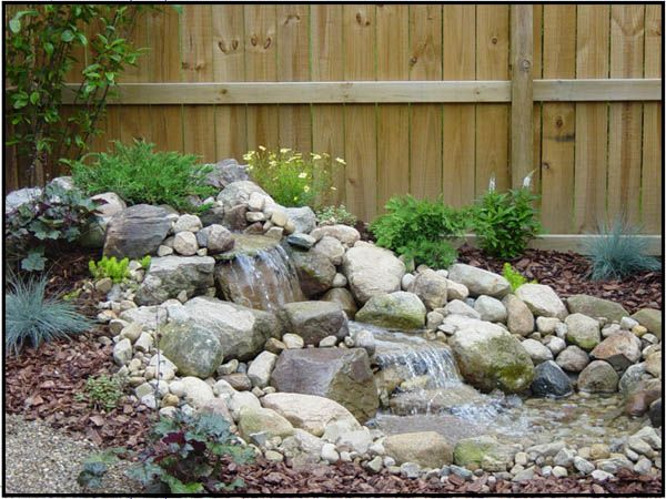 Thinking about doing this for the front yard, with a coy fish pond and a little bridge going over it...