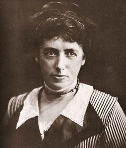 Frances Hodgkins.