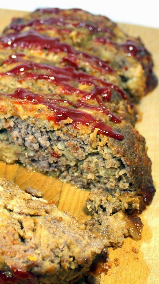 """Meat Loaf - Mom's """"Old School"""" Secret Meatloaf It is the Thrill..."""