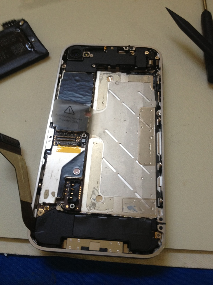 Iphone Repair After Water Damage