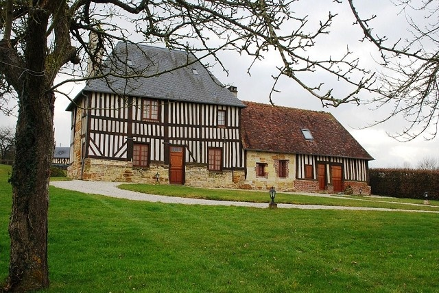 8 best Maison normande images on Pinterest Normandy, Gardens and - Chambre D Hotes Normandie Bord De Mer