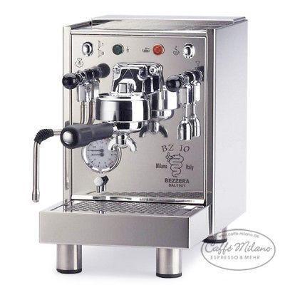Bezzera BZ10 2 Tassen Espressomaschine
