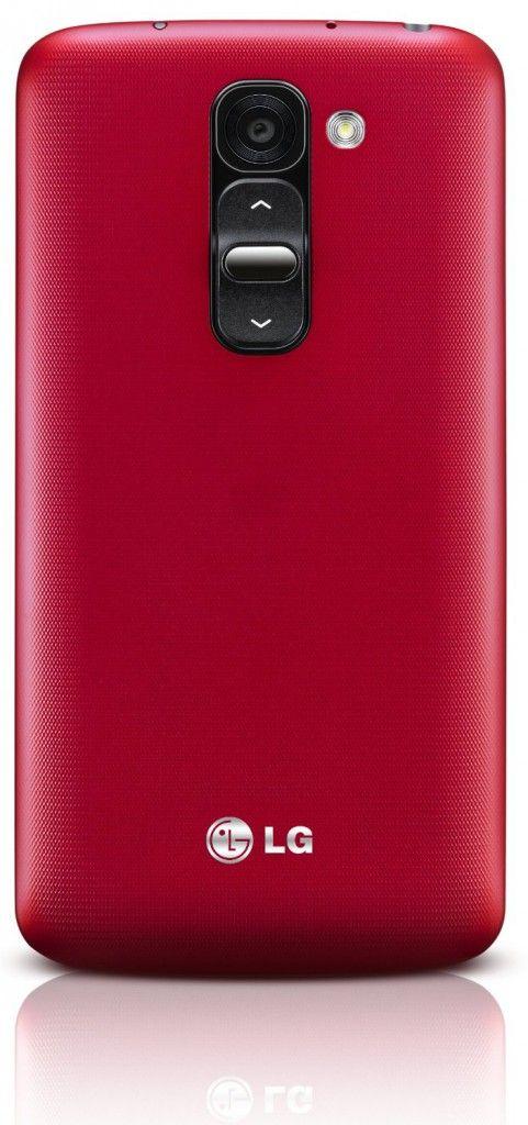red lg g2 mini bak