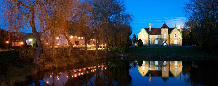 Wedding Venues in Essex - Smeetham Hall Barn