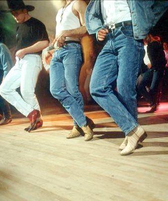 line dancing love