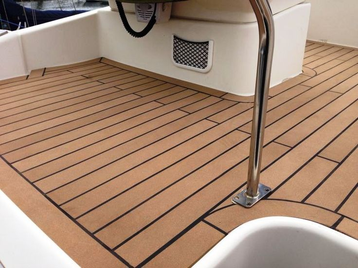 8 best boat color scheme images on pinterest fishing for Non wood decking boards