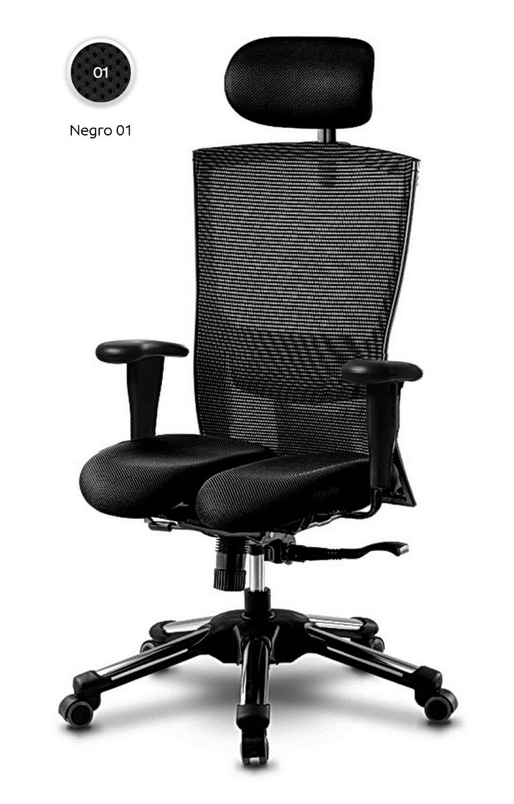 Mejores 18 im genes de silla ergon mica zenon en pinterest for Sillas ergonomicas con apoyo lumbar