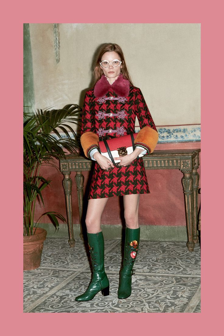 Gucci Pre-Autumn-Winter 2016-2017 (Pre-Fall 2016) collection