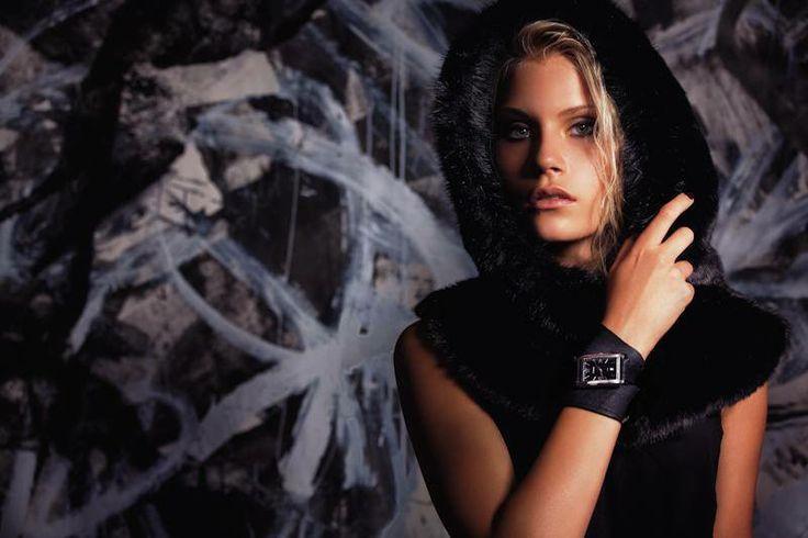 Watch: gTIE Timepiece / Photo: Pauli Siurulainen / Makeup&hair: Kata Niemi / Style: Shadi&Stephanie Productions / Model: Lotta/ Fondi