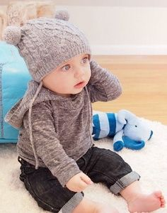 "Ari: i grin as i watch Xavier play with the hat he had chosen. He grin a and the doorbell rings. ""Open!"" I call playing with him. He giggles when he sees you"