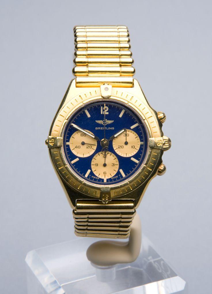 Reloj de pulsera Breitling.