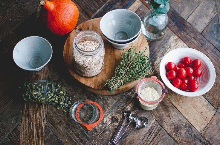 FvF Cooks in Stockholm: Veggie Crumble with Belén Vazquez Amaro — Freunde von Freunden
