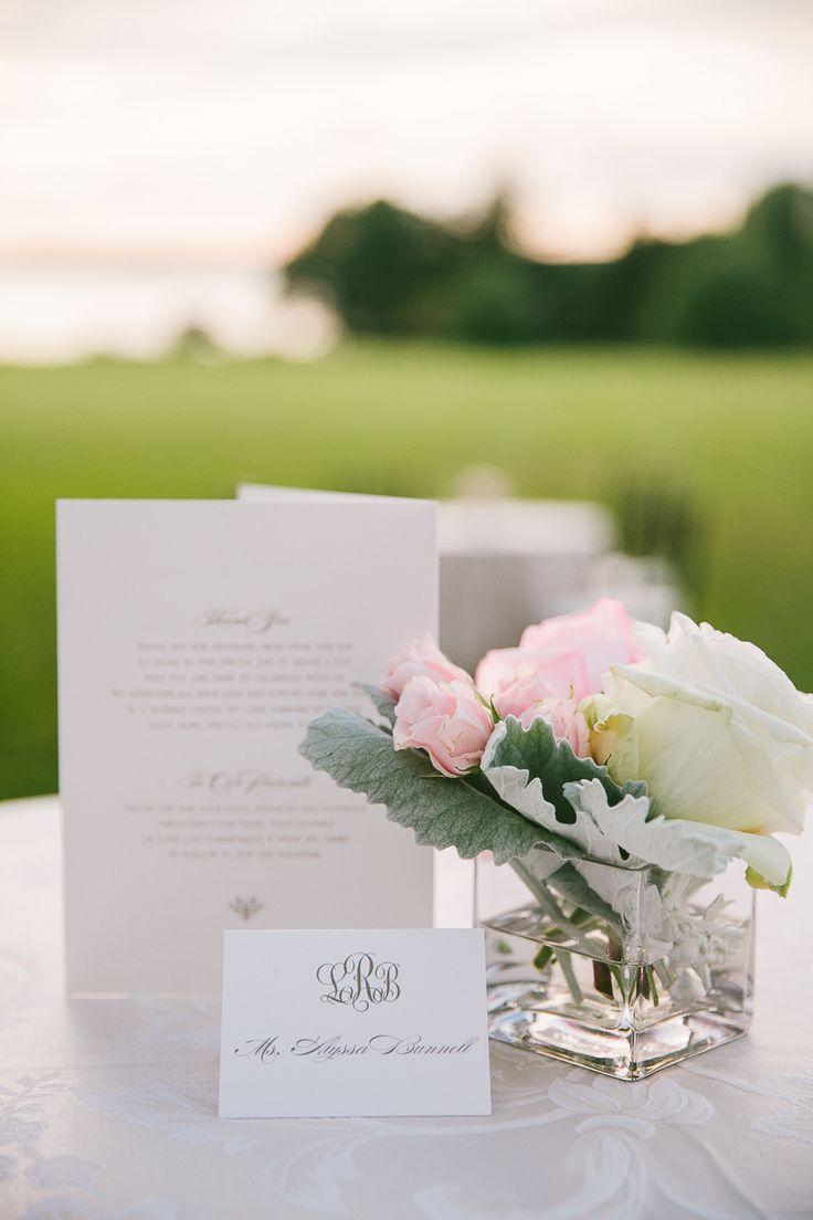 To see more details about this Rhode Island wedding: http://www.modwedding.com/2014/11/23/beautiful-rhode-island-wedding-rebecca-arthurs-photography/ #wedding #weddings #wedding_centerpiece