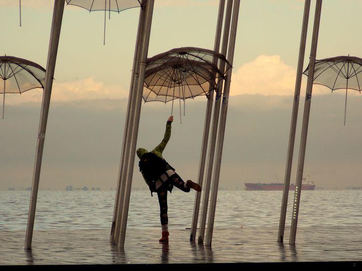 ομπρελλες σημα κατατεθεν! by Αργυρώ Κούκου