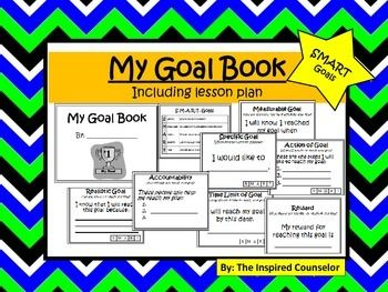 20 Best Images About Goal Setting Counseling Activities On