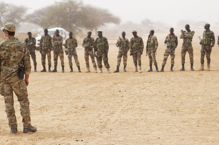 A deadly attack on Green Beret soldiers in Niger has highlighted an expansion of U.S. military missions in the troubled region.