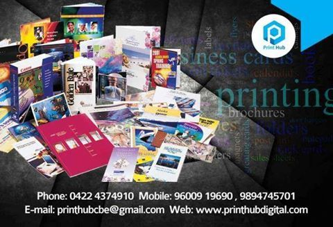 We offer wide variety of #printing services to our #customers at affordable…