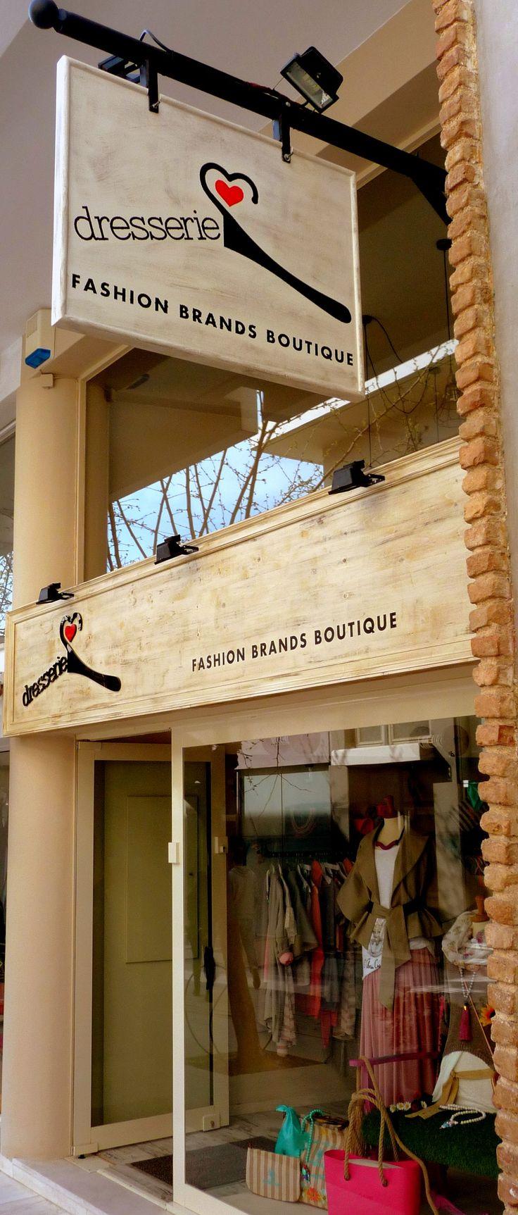Shop front fashion boutique | by Nikos Kyriazis