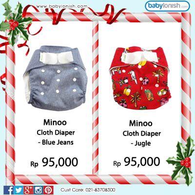 Ingin mengajarkan anak untuk berhenti menggunakan popok sekali pakai?  Ini dia popok kain dari Minoo.  Hanya di babylonish.com