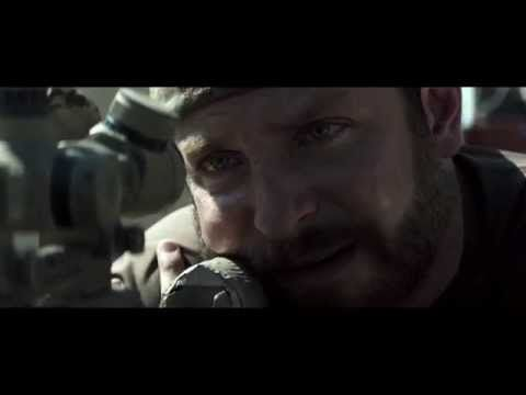 this looks badass! can't wait to see it! American Sniper – Trailer – Official UK Warner Bros. - YouTube